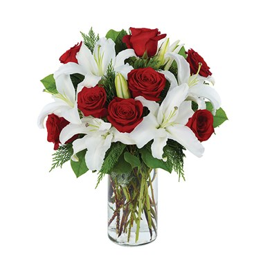 Holiday Sophistication Bouquet (BF206-11KM)